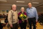 Jubileum Dries Doornwaard 50 jaar lid